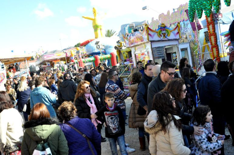 La Feria de la Inmaculada arranca el 6 diciembre