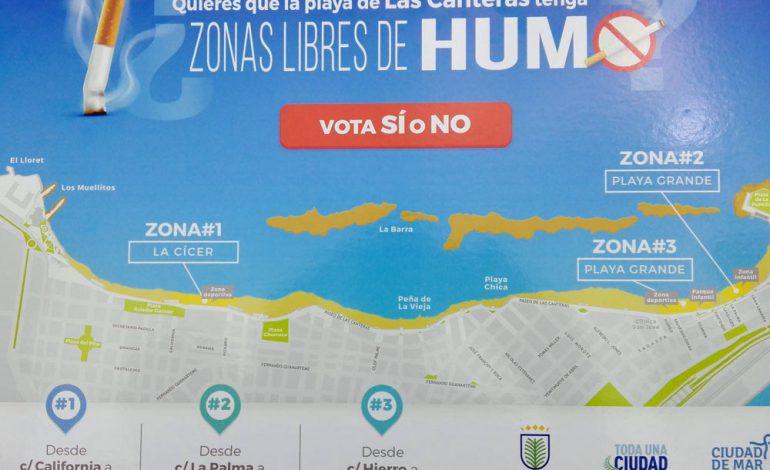 Las Palmas Noticias: Fumar en Las Canteras, ¿sí o no?