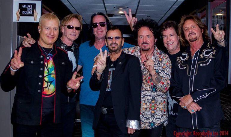 Ringo Starr actuará en el BEC