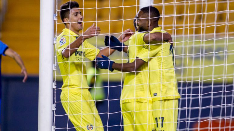 villarreal copa: El Villarreal cumple y estará en el sorteo de octavos de Copa