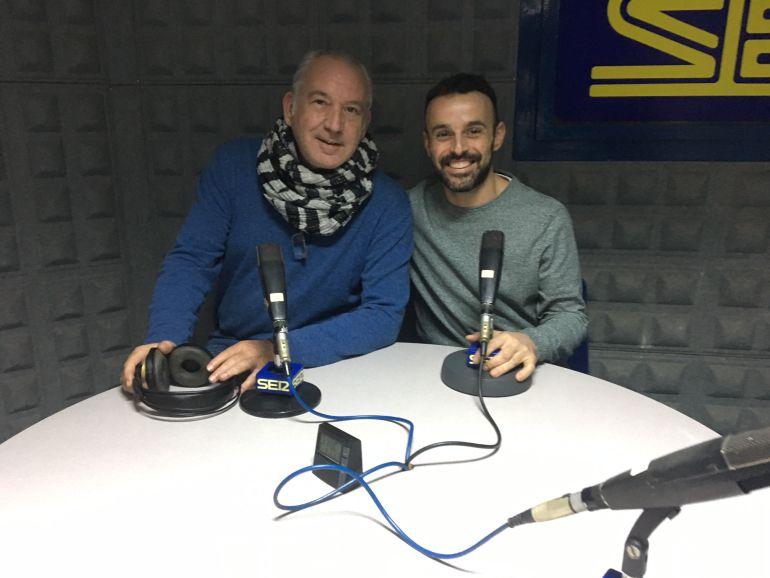 Nacho Lahuerta y José Miguel Bonet