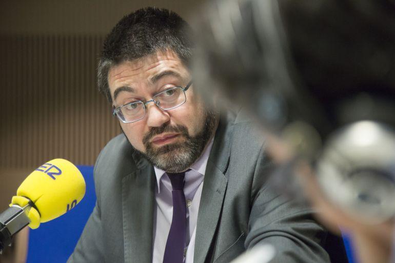 El delegado de Economía y Hacienda, Carlos Sánchez Mato, en una foto de archivo