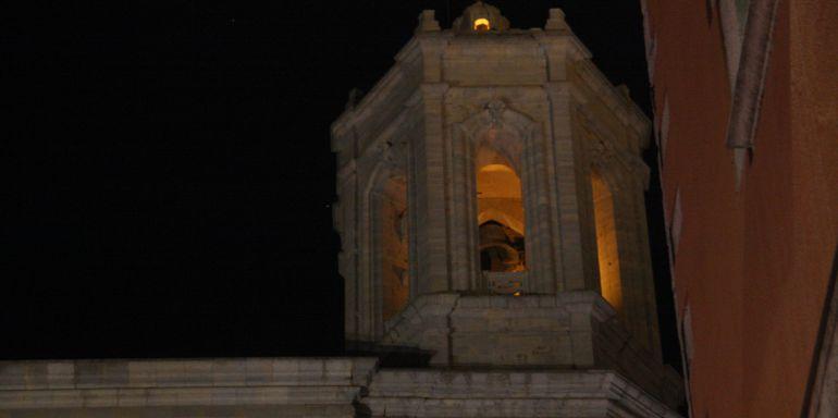 La campana de la catedral, en una imatge d'arxiu.