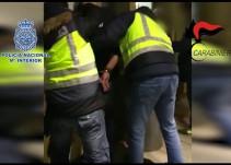 Detenido por la policía en Benalmádena uno de los líderes de la mafia calabresa