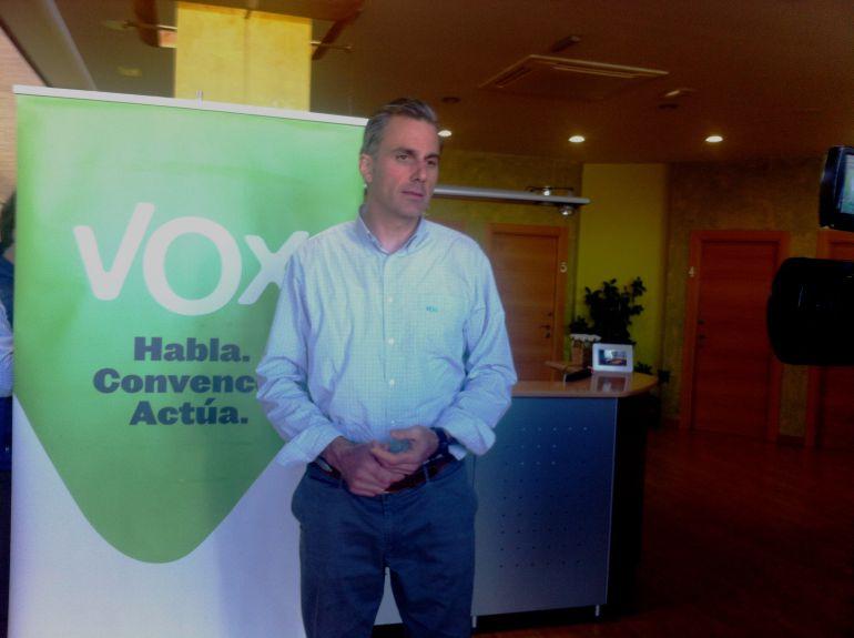 Secretario General de Vox