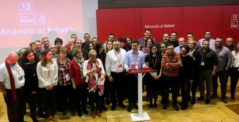 Congreso PSOE León