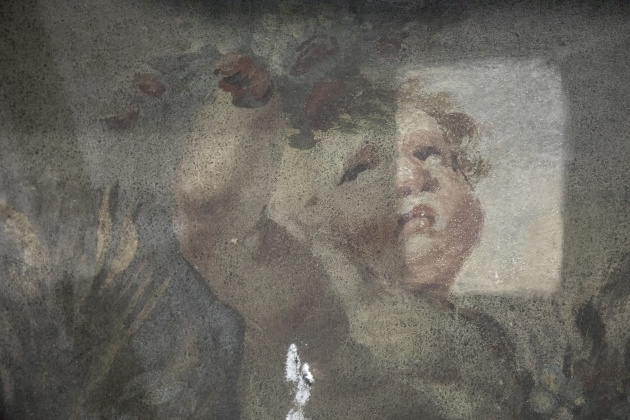 Las pinturas deberán seguir esperando para ser restauradas