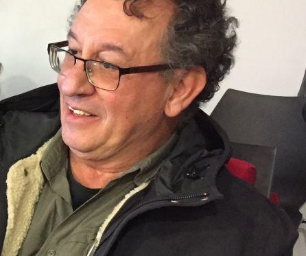 Investigador y arqueólogo, Javier Sánchez PAlencia