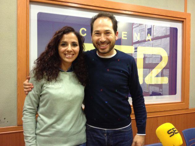 Patricia Huertas y Jacinto Molero
