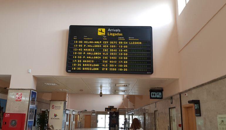 Aeropuerto Granada-Jaén