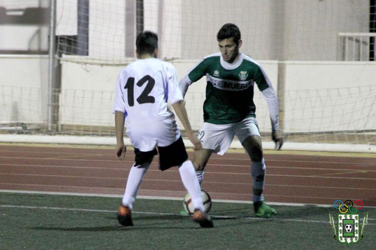 El Úbeda Viva roza el liderato tras ganar al Villargordo CF