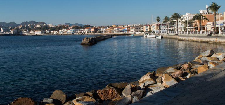 Cabo de Palos muestra la riqueza de sus fondos marinos