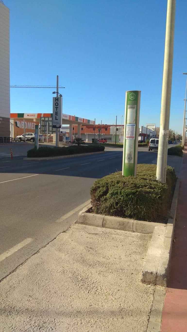 Una mujer fallece atropellada en la Avenida Hermanos Bou de Castellón