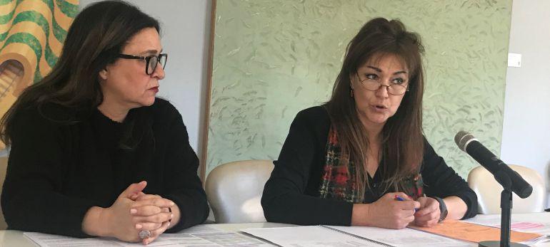 Rueda de prensa en la Diputación