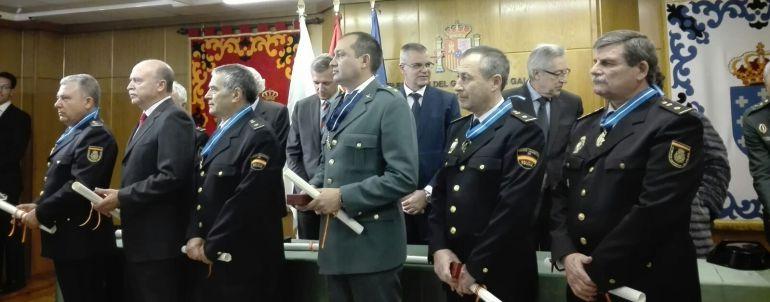 Acto en la Delegación del Gobierno en Galicia