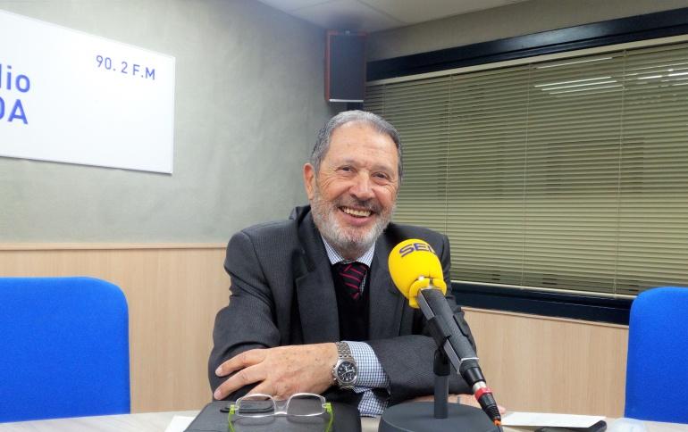 Paco Sogorb, ex alcalde de Elda, en Radio Elda