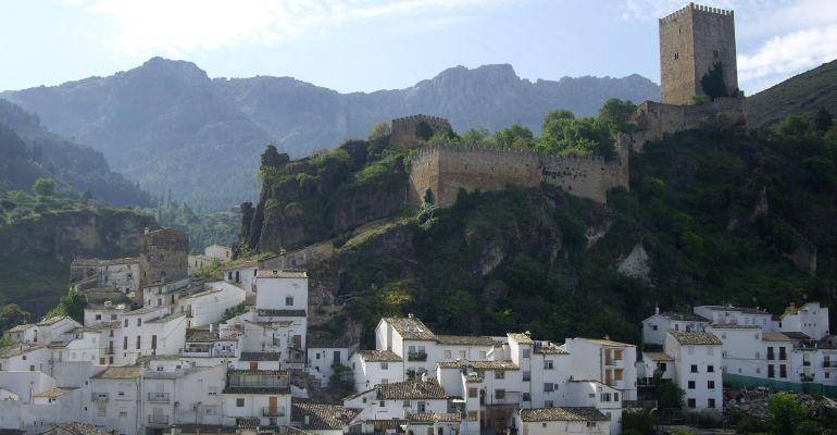 Vista del Castillo de la Yedra de Cazorla, uno de los municipios que llegará al 100% de ocupación.