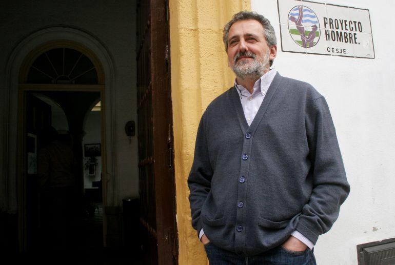 Luis Bononato, director de Proyecto Hombre en Jerez