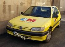Sanitarios sin seguro de automóvil para visitar a los pacientes de los pueblos