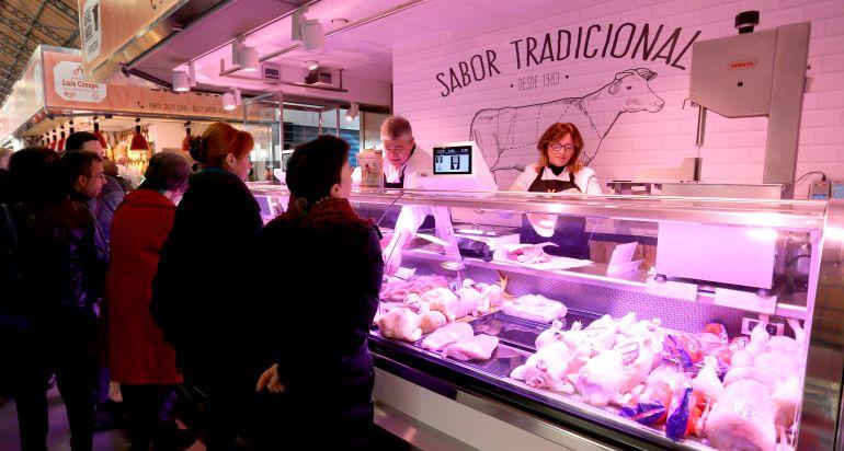 Imagen de archivo del Mercado del Val