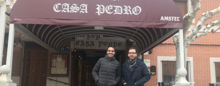 Borja y Fernando