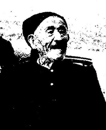 El tío Linete en 1960.