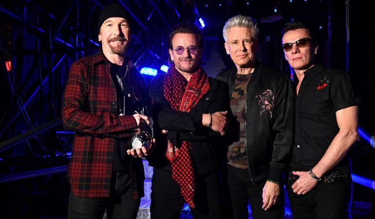 Los U2 siguen incansables con su 14º disco de estudio