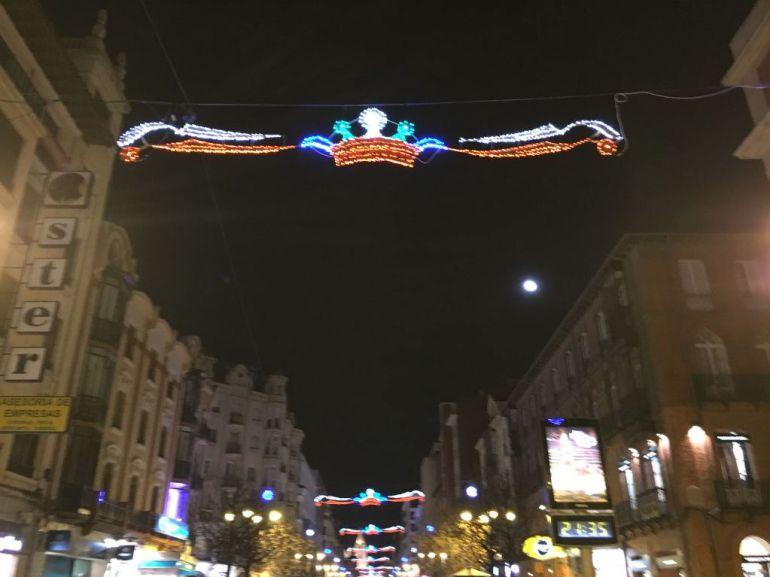 Iluminación navideña de Ordoño II