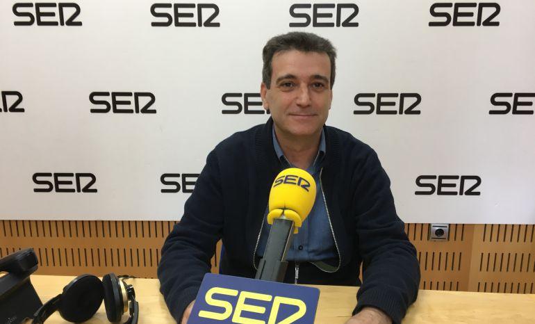 """Luís Galvez: """"El hecho diferencial de la región de Murcia puede ser el agua a la hora de reformar la Constitución"""""""