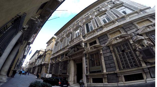Tres miradas sobre Génova