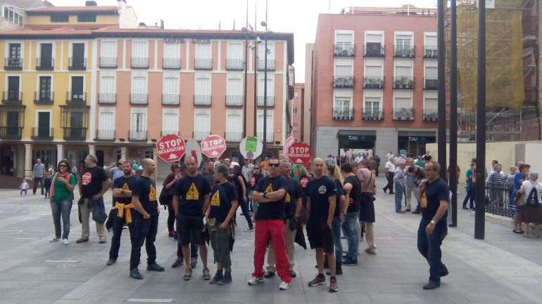 PAH Guadalajara STOP Desahucios