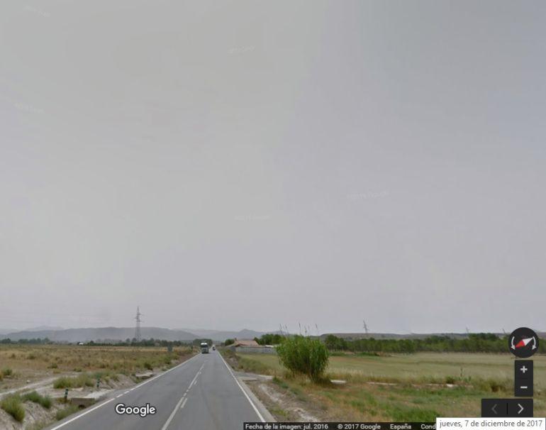 Un muerto y dos heridos tras colisionar dos turismos cerca de Caudete