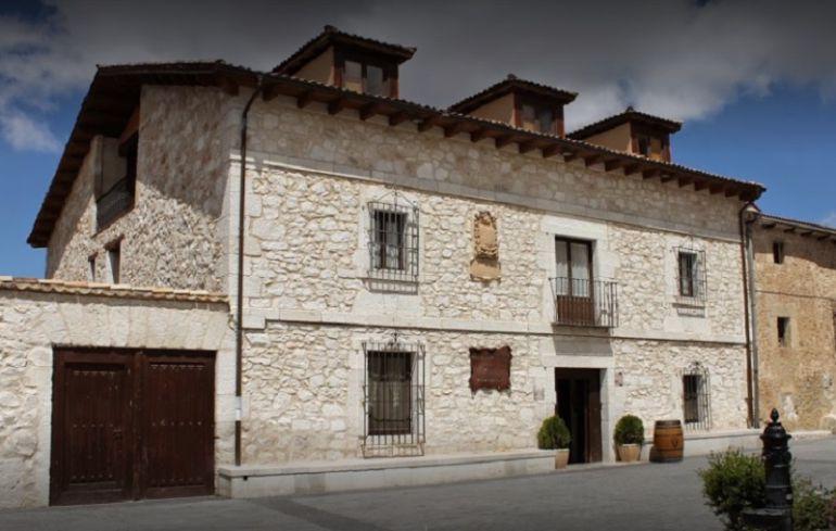 Las Baronas en Santa Cruz de la Salceda es un destacado alojamiento rural de la Ribera del Duero