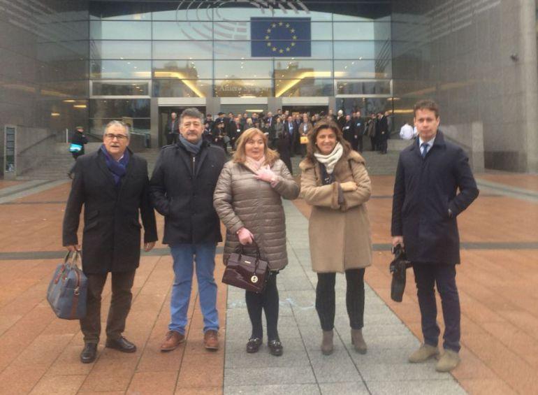 Delegación española de Euracom
