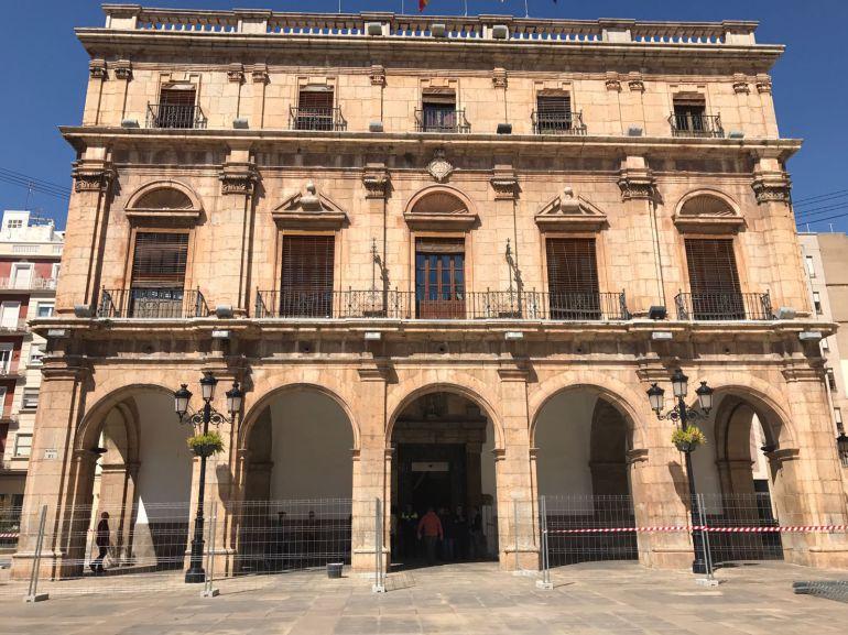 El Ayuntamiento ampliará la zona verde frente al Hospital General