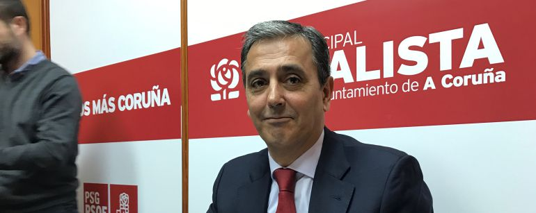 Pepe García, del PSOE