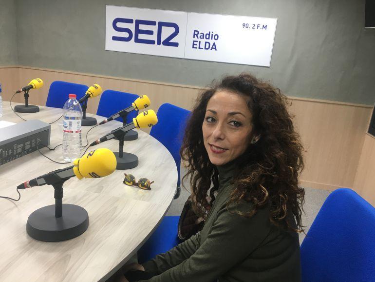 Isabel Villena, Presidenta de Junta Central de Fallas de Elda