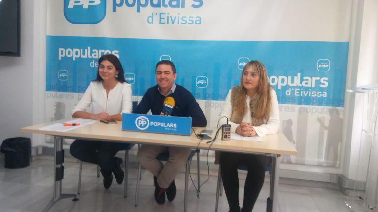 El Diputado del PP, Miguel Jerez