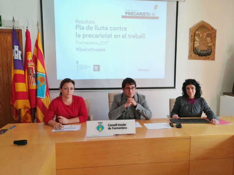 Presentación del balance del Plan en Formentera