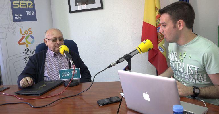 El alcalde de Carboneros, Domingo Bonillo, durante el programa 'Nuevas Poblaciones'.