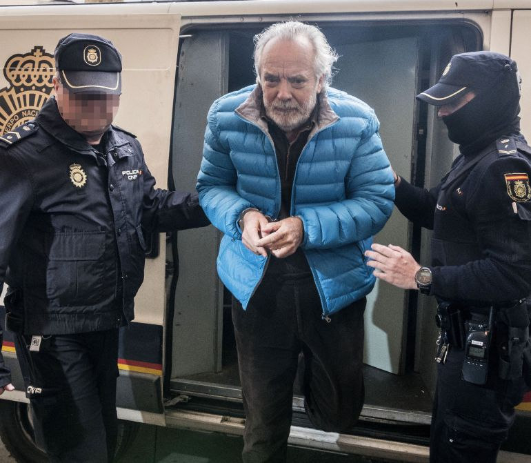 Confirman la prisión provisional para el hombre acusado de amenazar a un testigo protegido del caso Cursach
