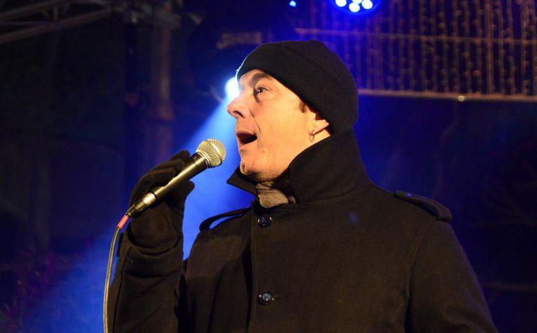 Cris Juanico será uno de los cantantes que actuará en el Carpe Diem de est atarde.