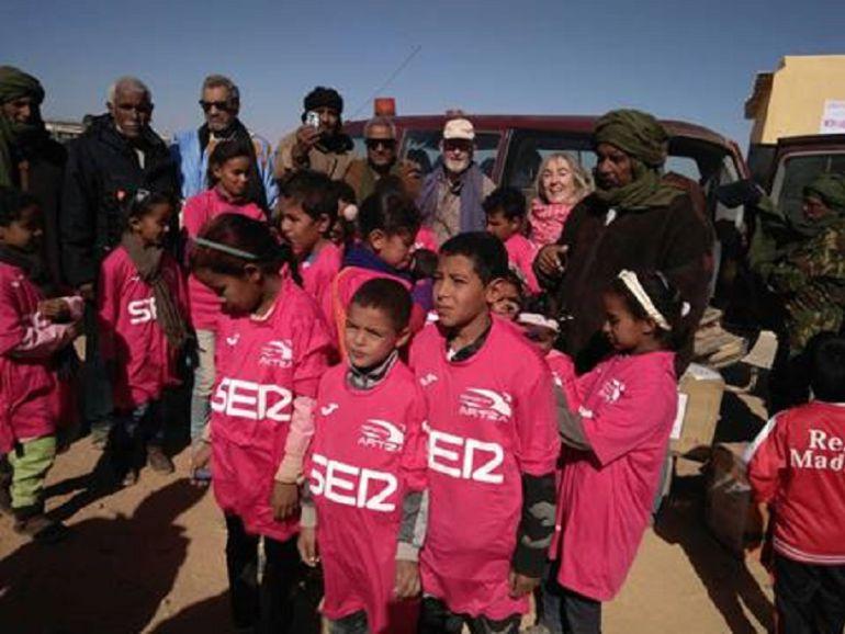La Asociación de Amigos del Pueblo Saharaui supervisa sus proyectos