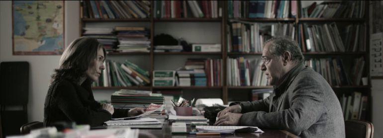 "Fotograma del corto ""Le vivre ensemble"""