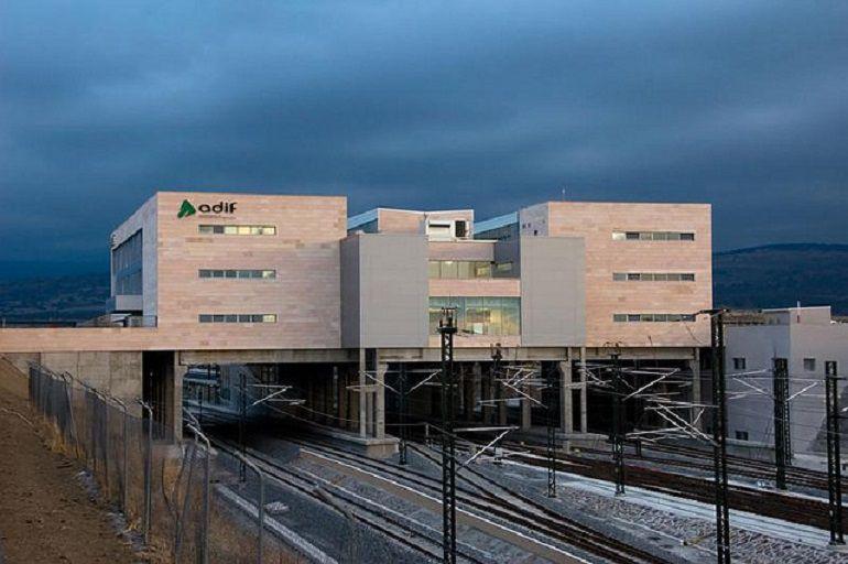 Estación del AVE Segovia-Guiomar