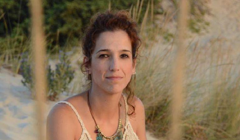 Marta Marco, ganadora del II Premio Literario de Relatos Cortos Ciudad de Sevilla