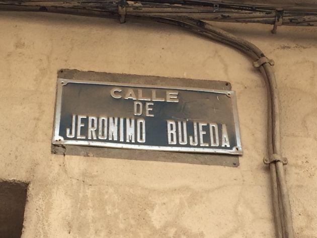 'Callejeando por Tarancón' con el político Jerónimo Bugeda
