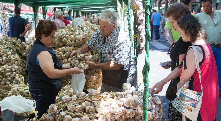 Los margenes en algunos productos, como el ajo, rozan el 600%