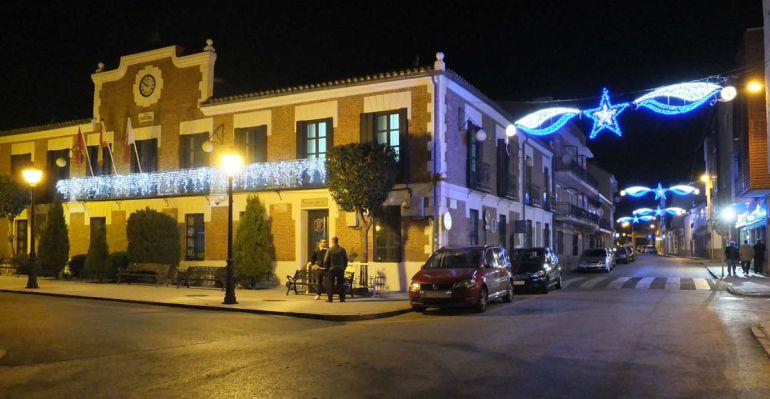 Paracuellos de Jarama enciende las luces de Navidad