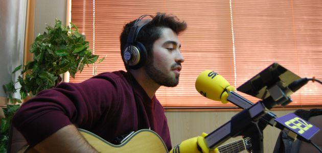 """Música SER, el espacio de Música en Hoy por Hoy Madrid Oeste - David Rabadán """"DAW"""""""